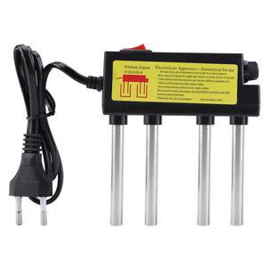 Elektrolyse Monitor Verunreinigungen Wasser Qualität Reinheit Testing Meter✿