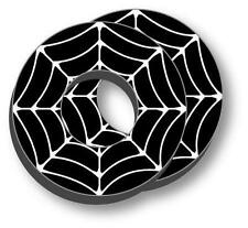 Factory Effex - 08-67906 - Moto Grip Donuts, Spider Web