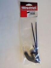 TRAXXAS- PIPE COUPLER, MOLDED EXHAUST DEFLECTER/CABLE TIES - MODEL# 5245X -Box 5