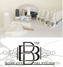 Glitter Gel Nail Polish Sets/Kits