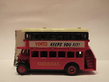 LLEDO LP15021A 1932 AEC REGENT DOUBLE DECK BUS – VIMTO – LONDON TRANSPORT