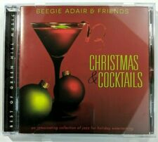 Christmas and Cocktails Beegie Adair and Friends CD