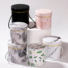 Round Floral Boxes Flower Packaging Paper Bag Gift Storage Flower Packaging  .
