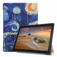Smart Cover pour Lenovo Tab E10 TB-X104F Protection Tablette Veille / Wake Étui