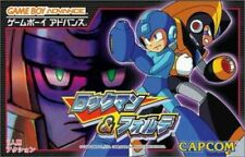 Nintendo GameBoy Advance Spiel - RockMan & Forte / Mega Man & Bass JAP Modul