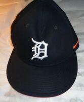 $40 Genuine Detroit Tigers NIKE baseball hat license cap blue NEW