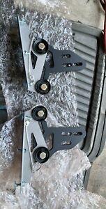 pci quick disconnect splitter bracket 92-00 honda civic/ 94-01 acura integra