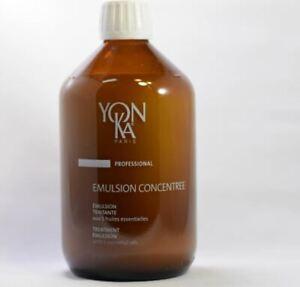 Yonka Emulsion Pure Blemishes Emulsion 500ml (16.9oz) W/ 5 Essential Oils!