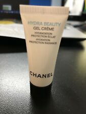 Chanel Hydra Beauty Hydration Creme Gel PROTECTION Radiance 5ml