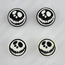 Doll Face Halloween Magnet Stud Earrings - Magnetic Mens Womens Fashion - NEW