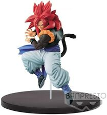 (P) BANPRESTO DRAGON BALL Z GT SCULTURES BIG COLOSSEUM7 SPECIAL SS 4 GOGETA
