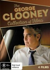 George Clooney (DVD, 2016, 4-Disc Set)