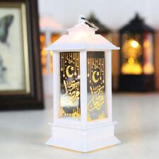 Ramadan Licht Eid Mubarak muslimische Laternenlampe Ornament Party Hanging Decor
