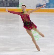 2018 new style Figure skating Ice Skating Dress Gymnastics Dance Costume #80065