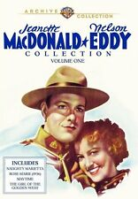 MacDonald & Nelson Eddy Collection, Volume 01 (4-Disc) DVD (1935-1938) Jeanette