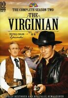 The Virginian: The Complete Season 2 (Second Season) (10 Disc) DVD NEW