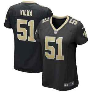 New Jonathan Vilma New Orleans Saints Nike Women's Game Retired Player Jersey 51