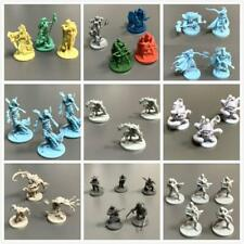 Lot Dungeons & Dragons Marvelous Board Game Miniatures D&D figures Toy