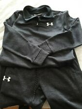 Under Armour Mens  Full Tracksuit. Size Small Fitted