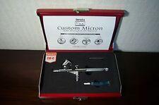 ANEST IWATA CM-C2 Airbrush 0.23mm 7.0ml Custom Micron Series From Japan