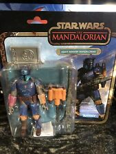Star Wars The Black Series Heavy Infantry Mandalorian 6 Inch Action New