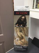 """REVLON PRIMAFLEX WAVY 18"""" HD Clip-in Hair Extension, Dark Blonde"""