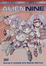 Anime DVD 2 Pack: Negadon and Alien Nine