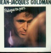 "7"" Jean Jacques Goldman/puisque tu nigrostriataux (France)"