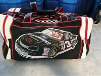 Vintage Goodwrench Racing Duffle Bag with Dale Earnhardt Sr 3,