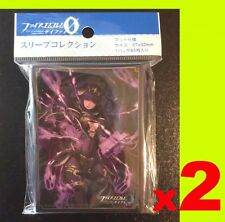 New Fire Emblem cipher sarya Tharja Sleeve No.FE03 x2P  for Card TCG if sleeves