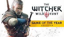 Witcher 3 Wild Hunt GOTY + !BONUS! GAMES  STEAM OFFLINE READ DESCRIPTION