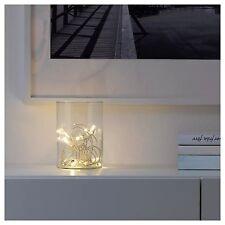 IKEA SÄRDAL (Sardal) Battery Operated Warm White Indoor Fairy Lights (12 LEDs)