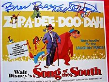 Song of the South -Brer Bear-Signed Nick Stewart photo-authenticated-Disney