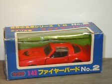 Pontiac Fire Bird - KK Sakura 2 Japan 1:43 in Box *34555