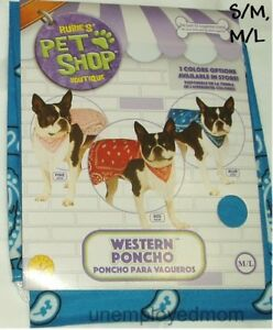 Dog Pet Outfit Clothes Costume Dress up Pets Cosplay New Boy Girl Halloween NWT