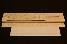 "MQ-9 REAPER UAV Laser Cut Short Kit & Plans 98"" WS, Electric or Nitro Power"