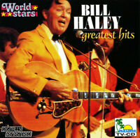 Bill Haley - Greatest Hits [ CD Compilation Belgium 1990 N.Mint Remastered ]