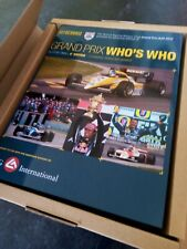 Exclusive Edition of Grand Prix Whos Who 2012 4th addition by Steve small