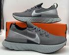 Nike React Infinity Run Flyknit Running Shoes Iron Grey CD4371-015 Mens Size