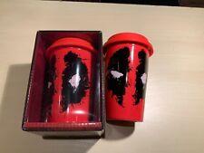 Deadpool  SPLAT  MARVEL THERMAL COFFEE Travel Mug