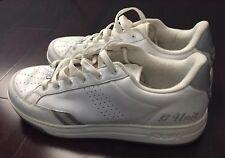 Women's G Unit RBK Reebok White Sneakers Shoes 11 Hip-Hop 50 Cent Basketball Rap