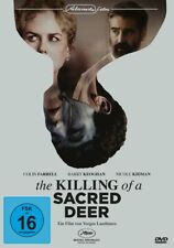 THE KILLING OF A SACRED DEER (COLIN FARREL, NICOLE KIDMAN,...)  DVD NEW