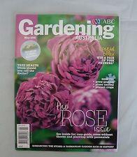 ABC Gardening Australia Magazine - May 2015 - The Rose Issue
