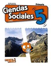 (RJA).(18).C.SOCIALES 5ºPRIM.(PIEZA A PIEZA) *LA RIOJA*. ENVÍO URGENTE (ESPAÑA)