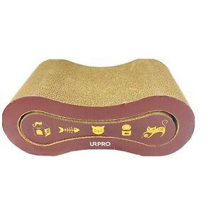 URPRO Cat Scratcher, 2-in-1 Cat Scratcher Cardboard, Cat Sofa, Cat Scratching...
