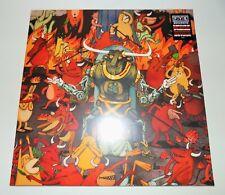 Dance Gavin Dance NEW Afterburner LP black yellow galaxy vinyl 1500 pressed FYE