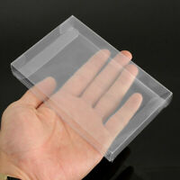 25x Game Plastic Cartridge Protector Cover Box Case For Nintendo SNES/Super NES