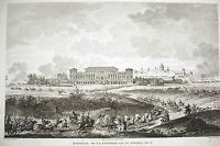 Battaglia Di La Favorite Campagna Italia Napoleone Bonaparte 1815 Carle Vernet