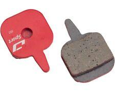 Jagwire Disc Brake Pad Sport Tektro IO Semi-Metallic DCA077 New Old Stock