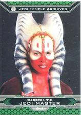 Star Wars Chrome Perspectives II Refractor Parallel Base Card 6-J Shaak Ti